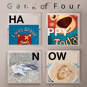 Gang of Four | Paper Thin